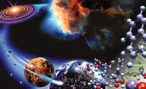 Todo lo que conocemos del universo, la materia bariónica, es solo un 2,5%.