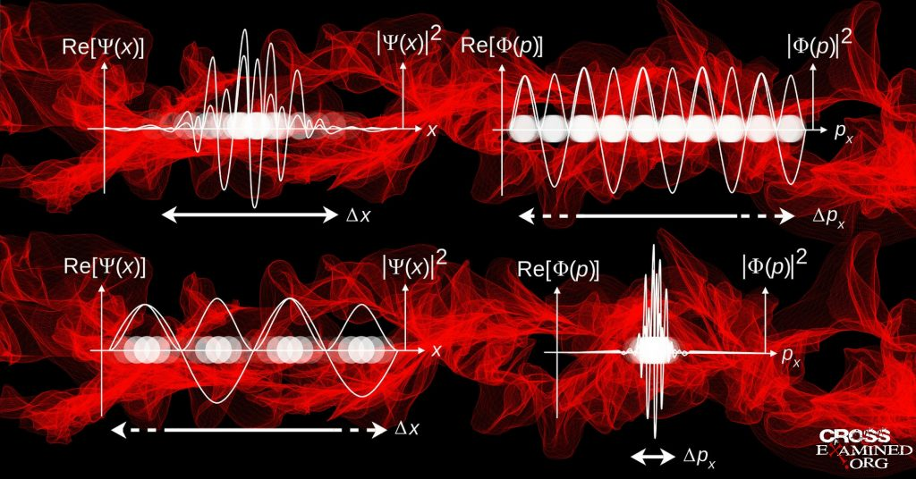 Las partículas subatómicas, son partículas de energía.
