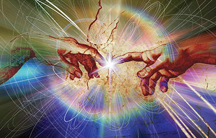 Mecánica cuántica y Gnosis, explican la composición del universo.